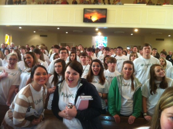 #LiveFully Mississippi group photo
