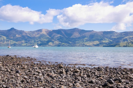 The Banks Peninsula